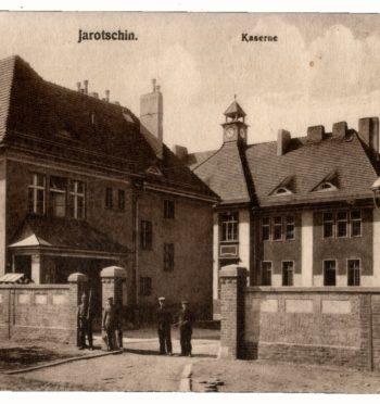 """""""Narodowa"""" rewolucja w jarocińskich koszarach. 8/9 listopada 1918 r."""