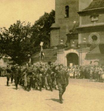 4. Pułk Czołgów Ciężkich w Jarocinie w latach 1945-1947