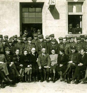 Trudne początki Milicji Obywatelskiej w Jarocinie w 1945 r.