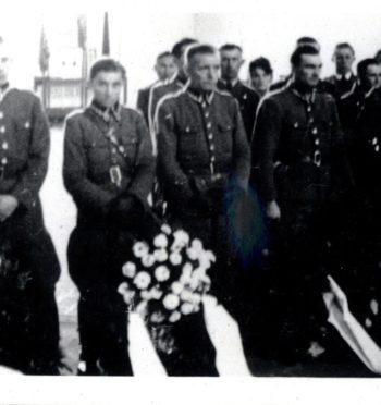 Porucznik Władysław Orłowski  – pierwszy szef UB w Jarocinie
