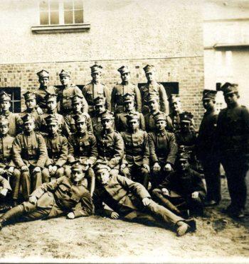 """Euzebiusz Basiński, """"Garść uwag o Powstaniu Wielkopolskim 1918-1919 w Jarocinie"""""""