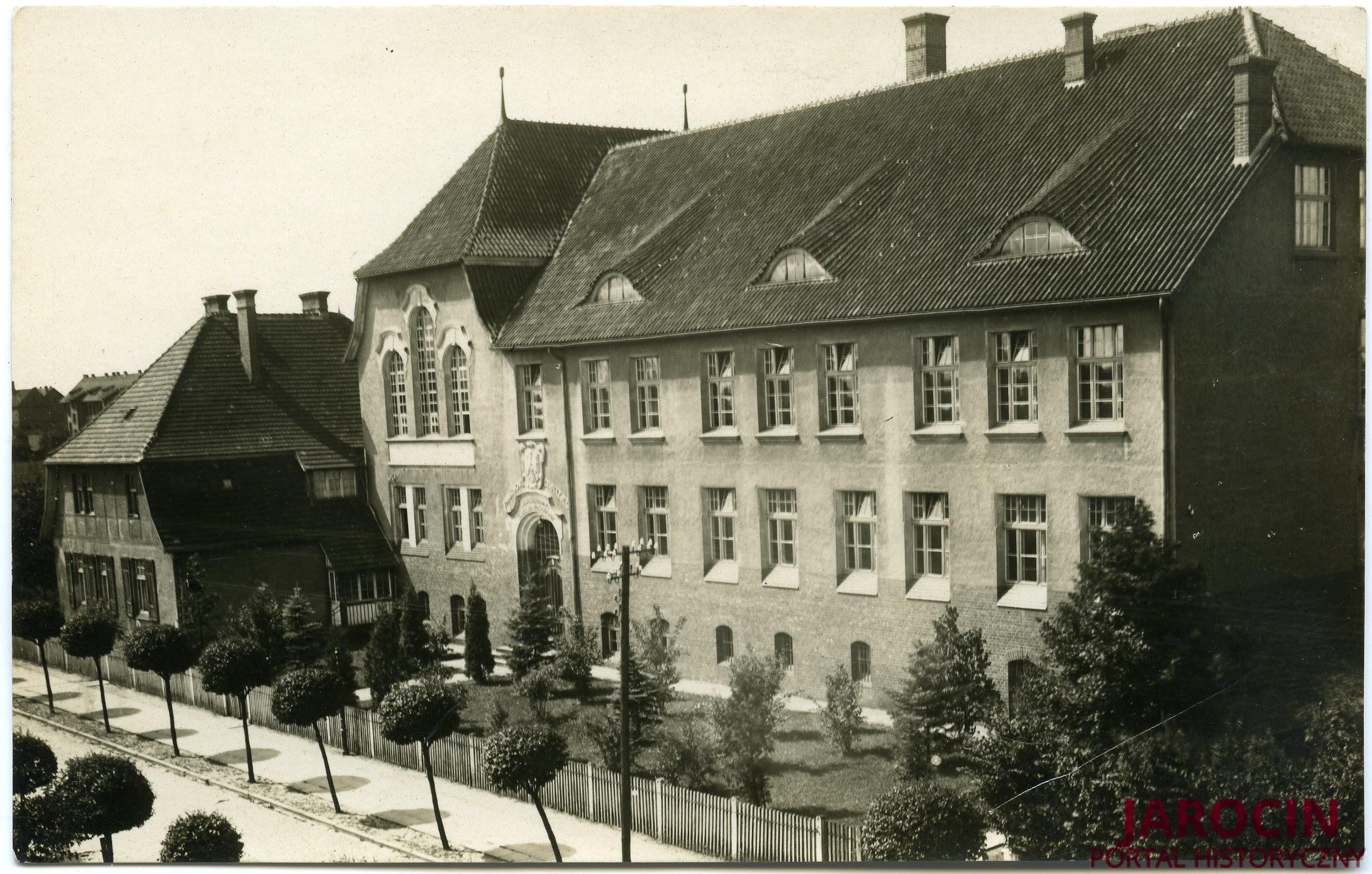 Liceum i Gimnazjum w Jarocinie