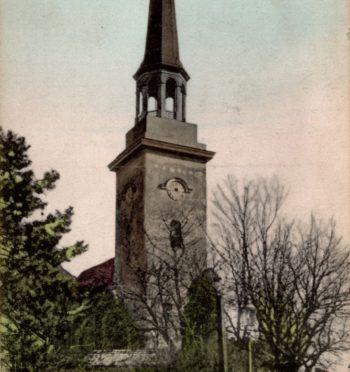 Ks. Wojciech Lewandowski – proboszcz parafii pw. św. Marcina w Jarocinie (1848-1868)