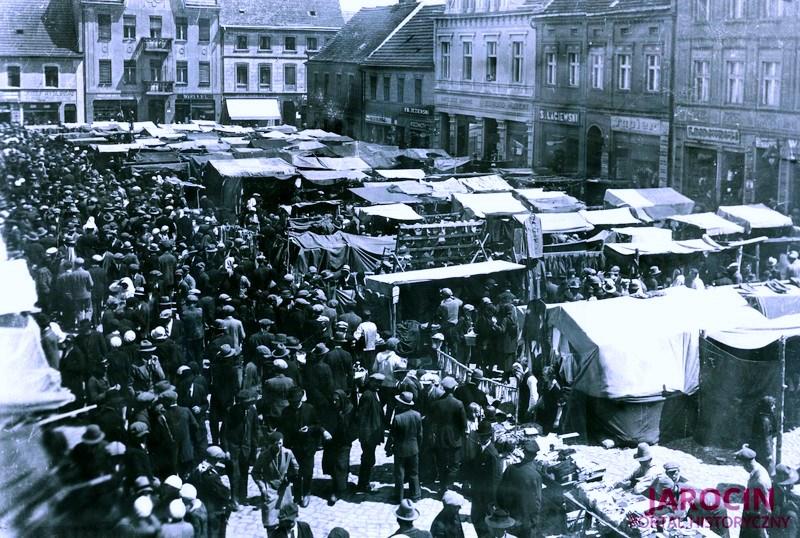 Rynek w Jarocinie