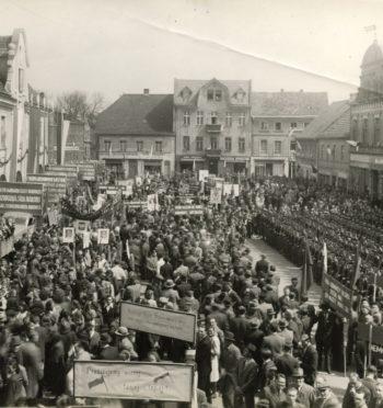 1 maja 1950 r. w Jarocinie okiem szefa Urzędu Bezpieczeństwa w Jarocinie