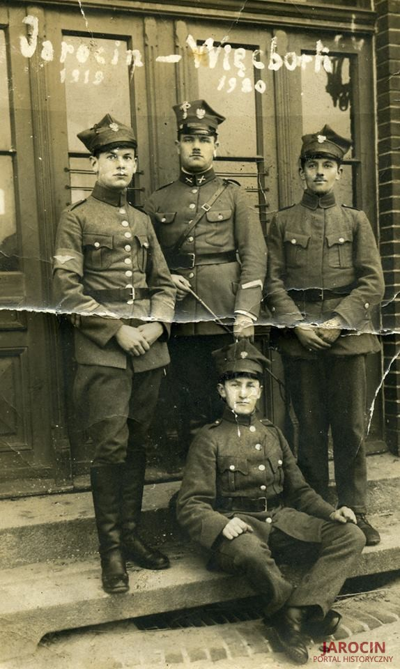 Wacław Wawrzyniak, dowódca kolejowego odwachu