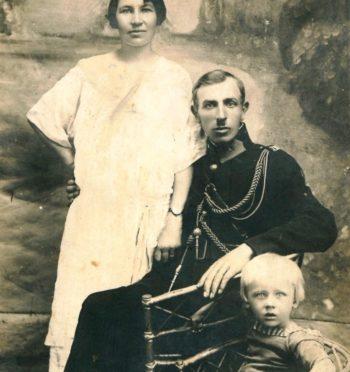 Stanisław Figan. Posterunkowy Polskiej Policji Państwowej 1896-1940