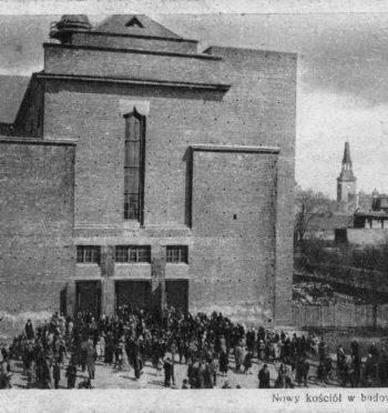 Budowa kościoła pw. Chrystusa Króla w Jarocinie, cz. II: Szczęśliwy finał