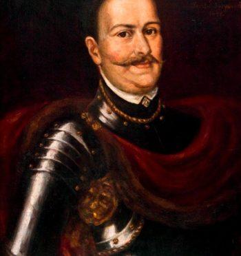 Andrzej Radoliński herbu Leszczyc  (zm. 1681)