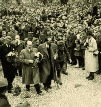 Referendum ludowe z 30 czerwca 1946 r. w powiecie jarocińskim. Towarzysze, głosujcie 3 x TAK!!!, cz. I
