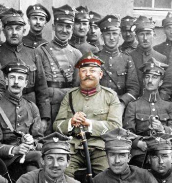 """Zbigniew Ostroróg-Gorzeński, """"Powstanie w Jarocinie 1918 r."""""""