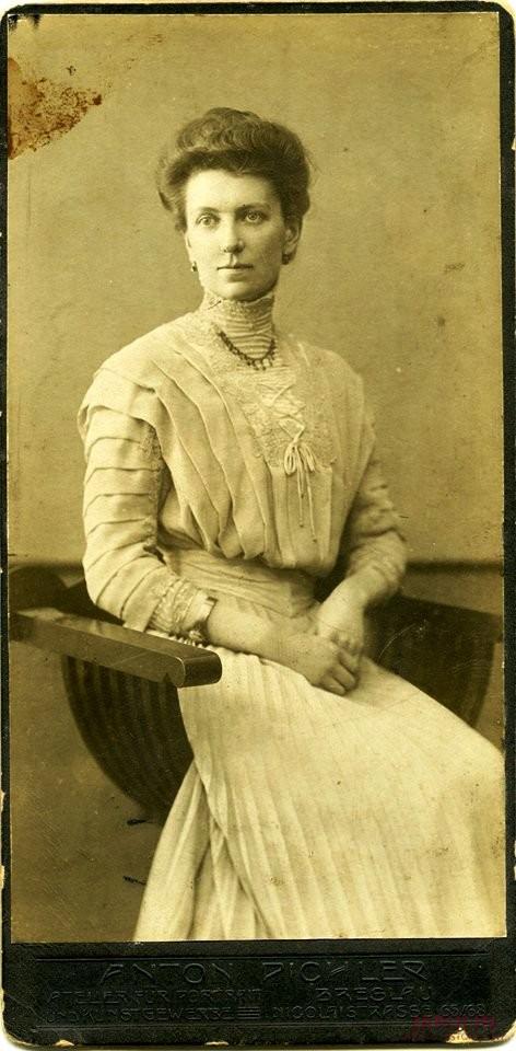 Aniela z Biegańskich Ostroróg – Gorzeńska (1875 – 1920)