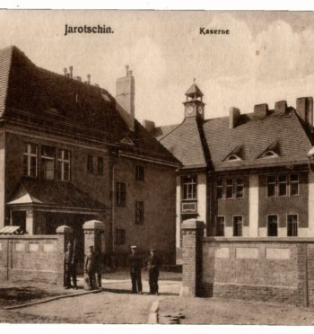 """Tomasz Cieślak, """"Narodowa"""" rewolucja w jarocińskich koszarach. 8/9 listopada 1918 r."""
