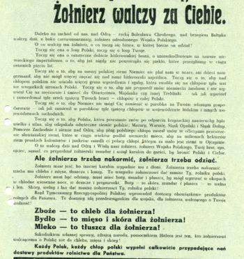 """Tomasz Cieślak, """"Aprowizacja, akcja siewna i świadczenia rzeczowe  – palące problemy po II wojnie światowej"""""""