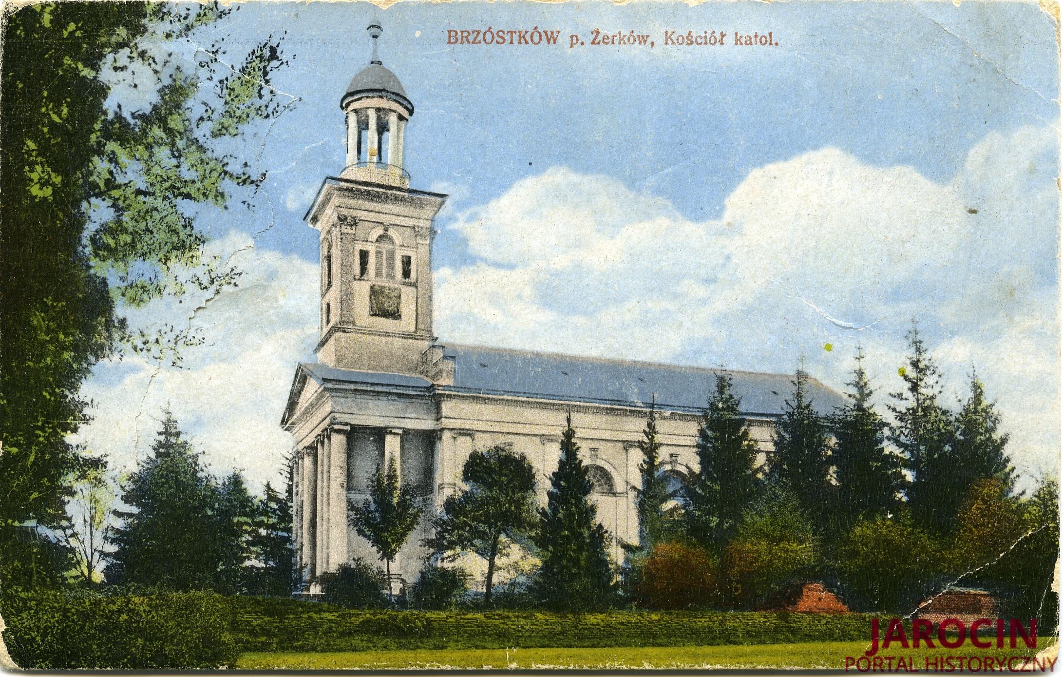 Kościół w Brzóstkowie