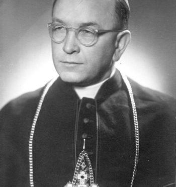 """dr hab. Konrad Białecki, """"Biskup Franciszek Jedwabski z Wilkowyi – ofiara dwóch totalitaryzmów"""""""