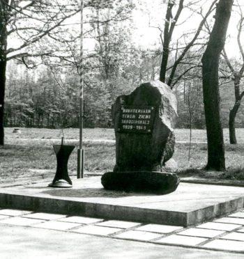 """Ilona Kaczmarek, """"Park Gorzeńskiego w Jarocinie"""""""