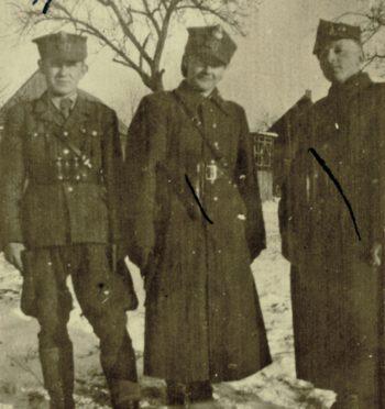 """Tomasz Cieślak, """"Działalność oddziału Gedymina Rogińskiego ps. """"Dzielny"""" na terenie powiatu jarocińskiego w latach 1945-1946"""""""