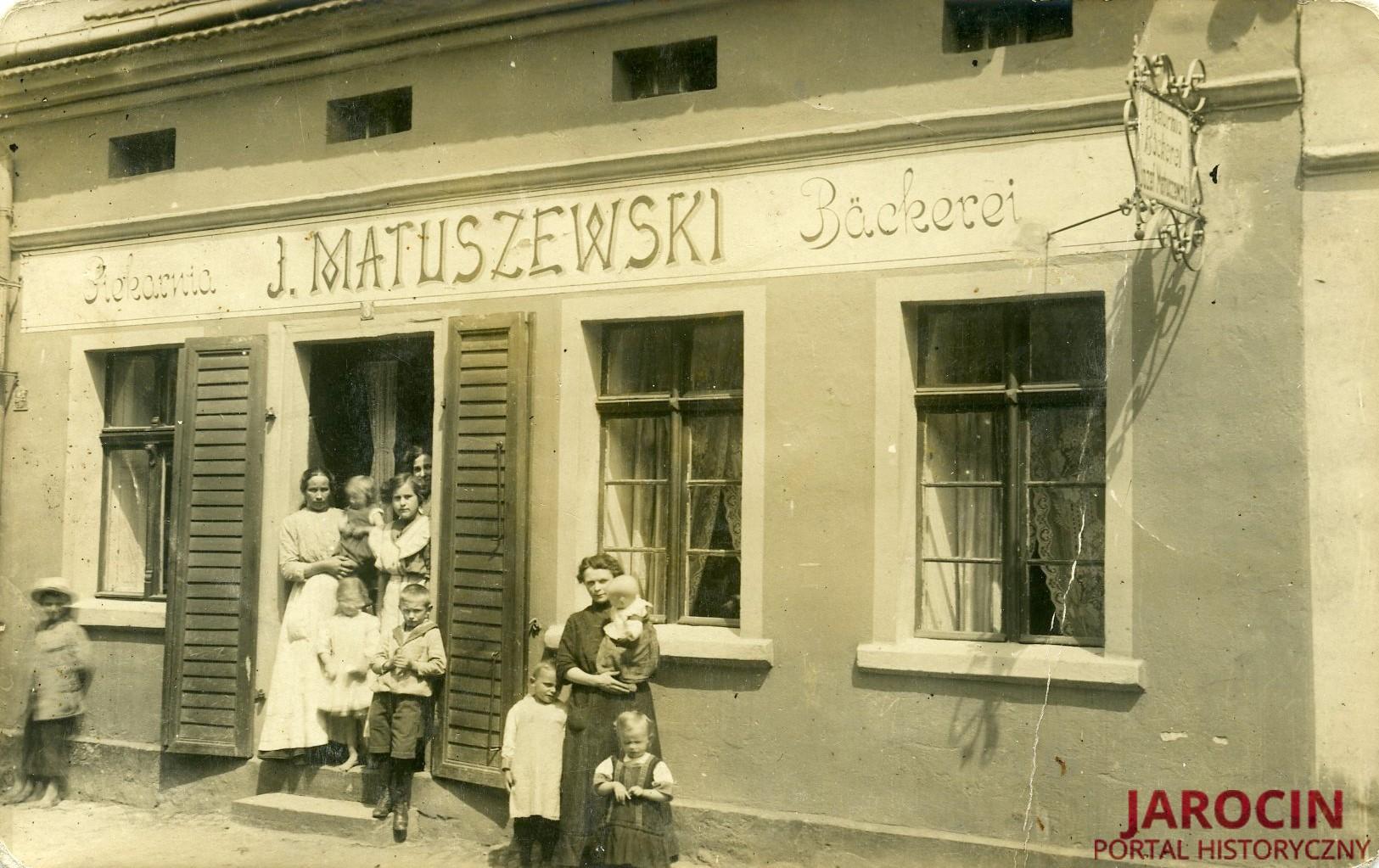 Józef Matuszewski – mistrz piekarski