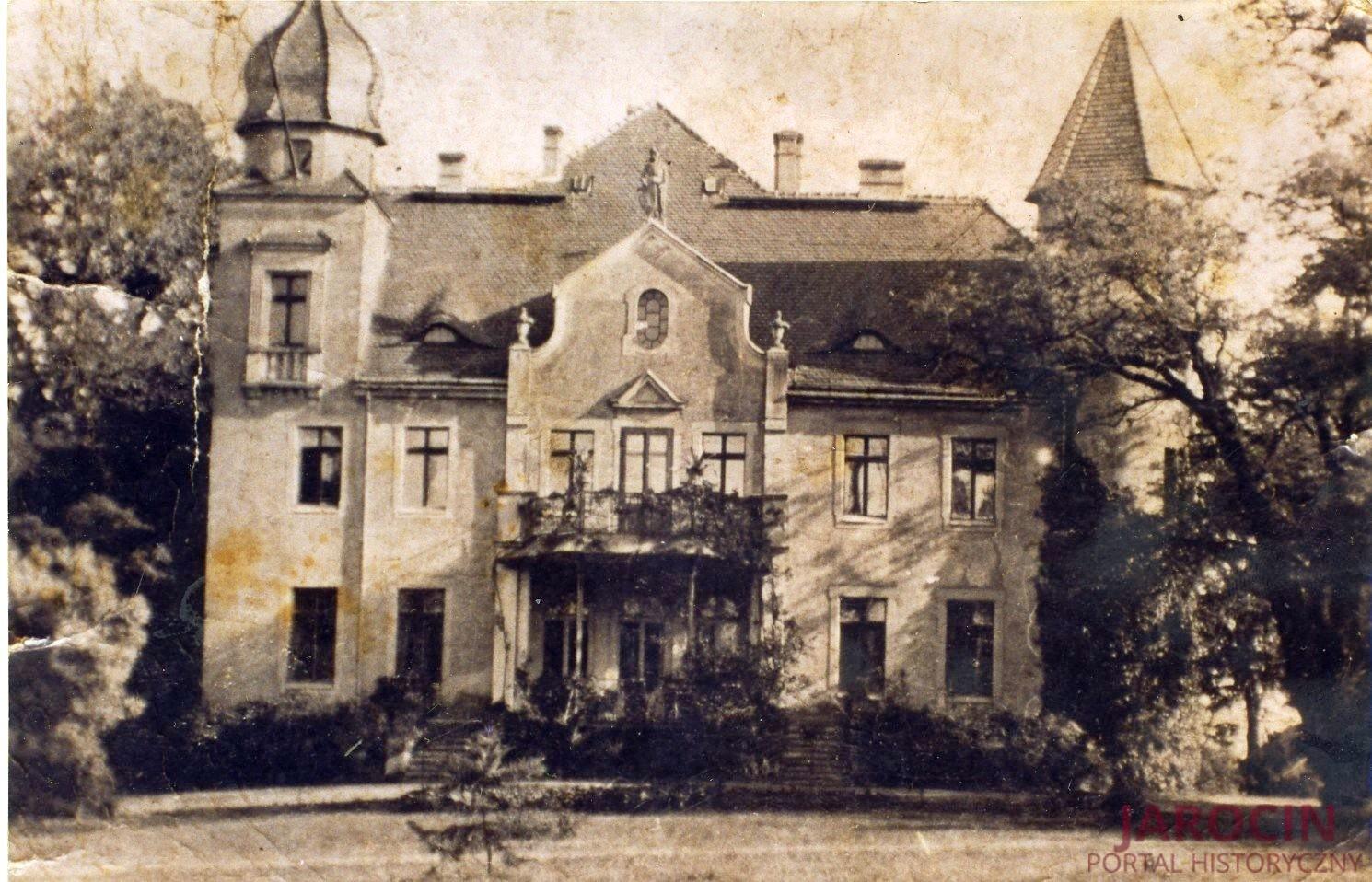 Dwory i pałace w powiecie jarocińskim