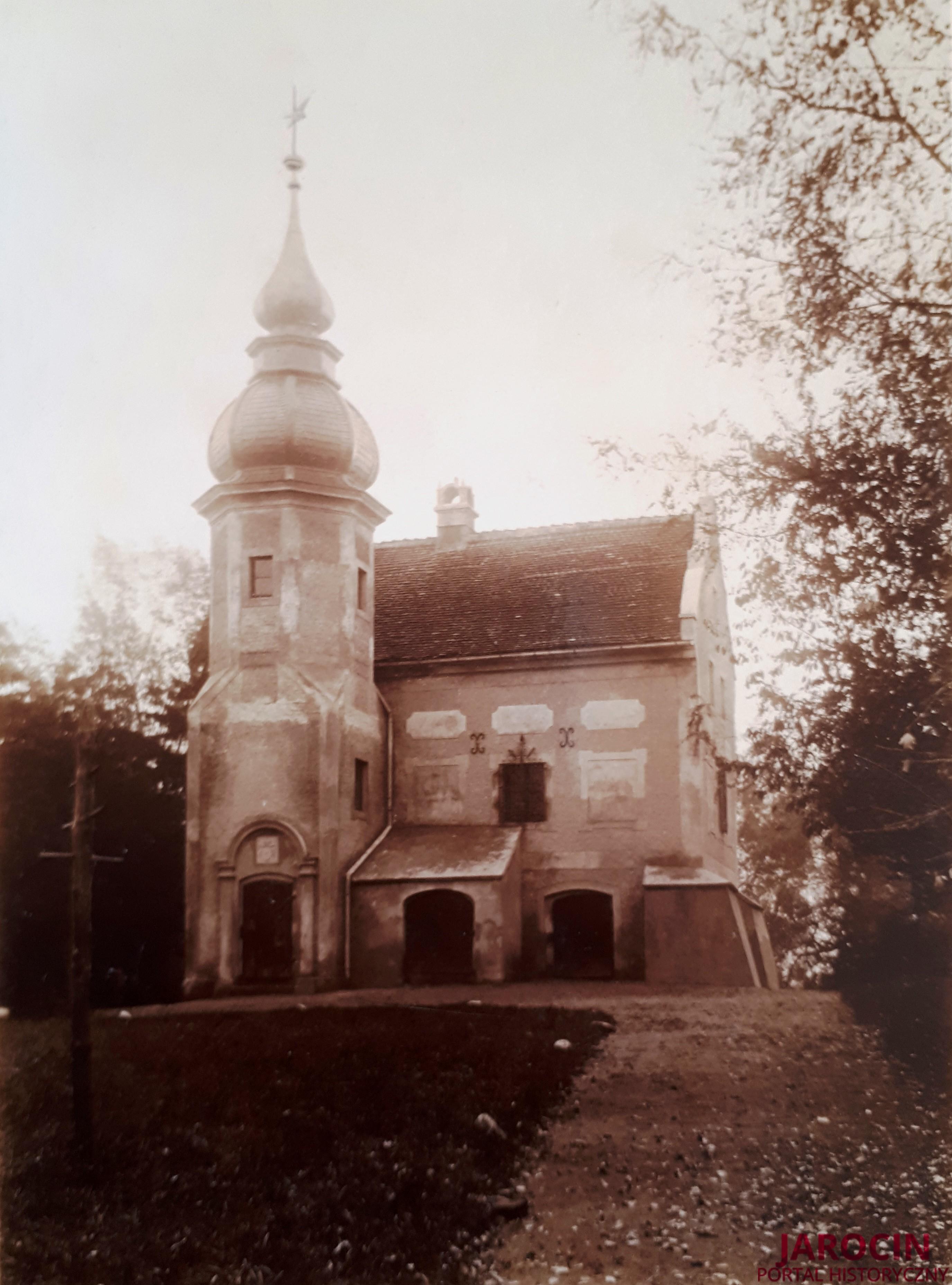 Jarocin pod zaborem pruskim