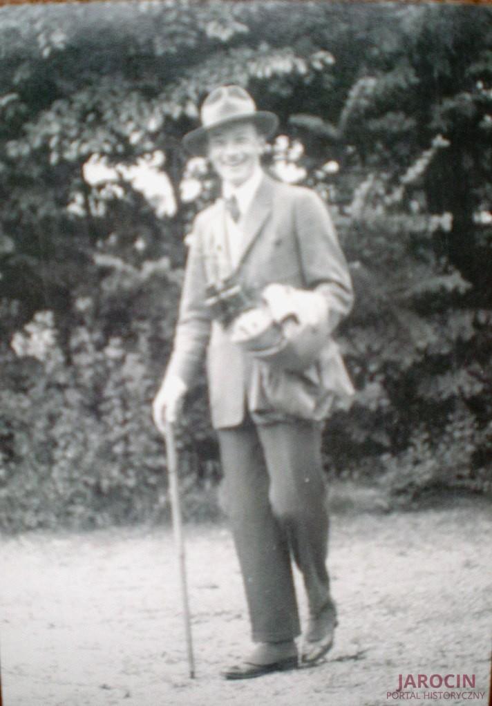 Günther von Schweinichen z Hilarowa (1901-1930)