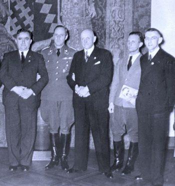 """Tomasz Cieślak, """"Niemiecka dywersja w 1939 r. Jarocin i okolice"""""""