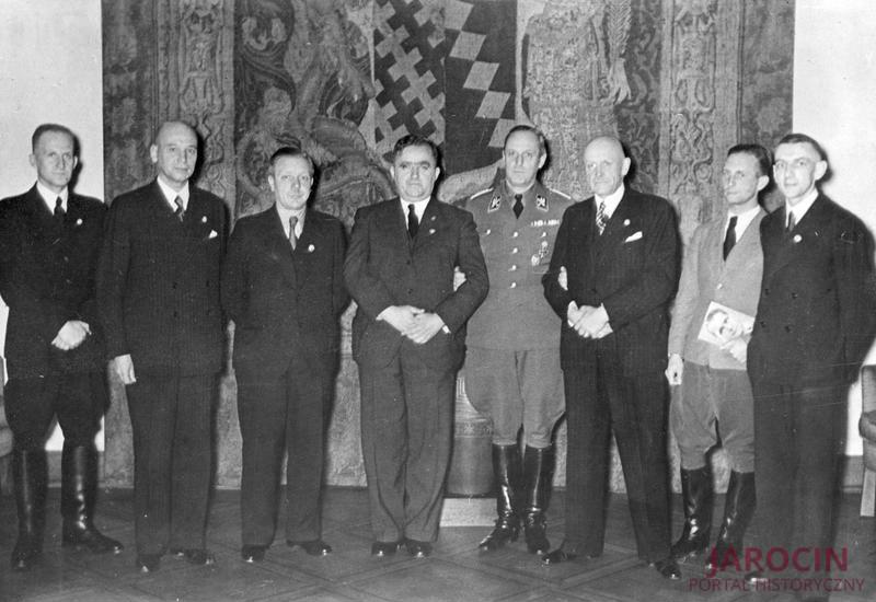 Niemiecka dywersja w 1939 r. Jarocin i okolice