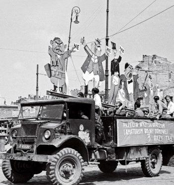 """Tomasz Cieślak, """"Referendum ludowe z 30 czerwca 1946 r. w pow. jarocińskim. Przebieg głosowania oraz prawdziwe wyniki"""", cz. II"""