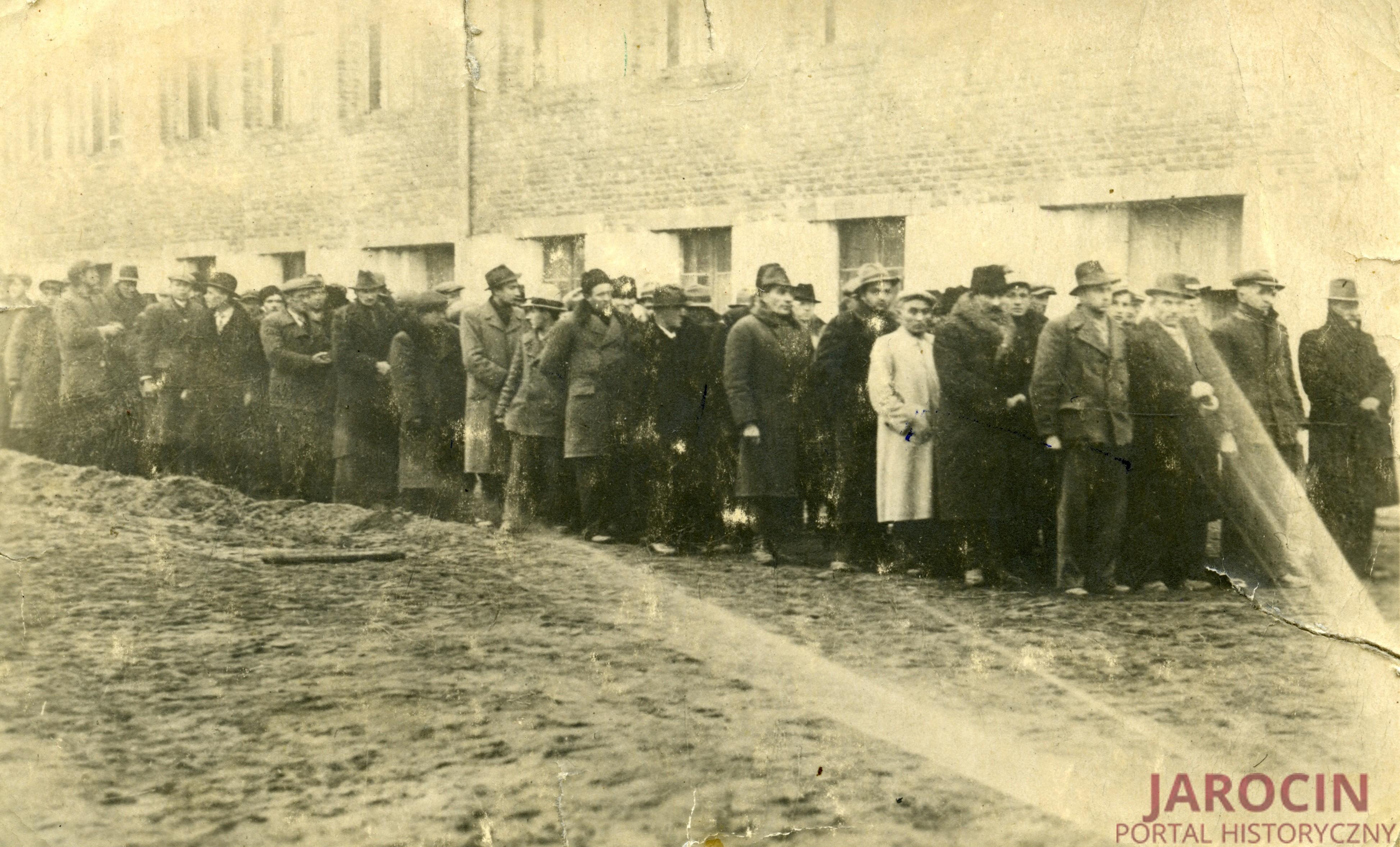 Rocznica niemieckich wypędzeń, grudzień 1939 r.