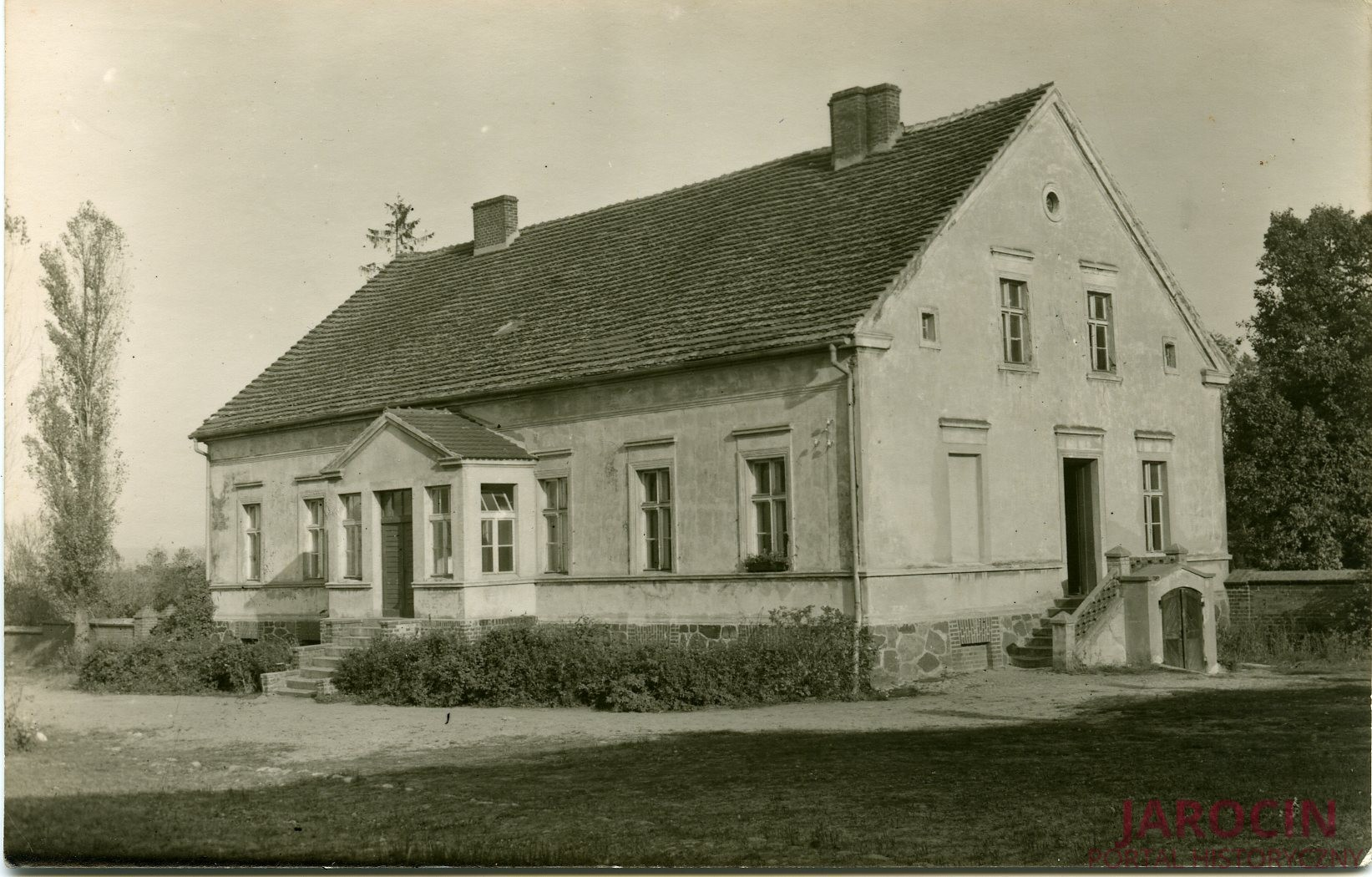 Dwór w Pawłowicach