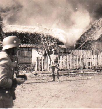 """Jacek Lombarski, """"Hubalczyków bitwa pod Huciskiem, 30 marca 1940 r. Śmierć Edmunda Kuropki z Jarocina"""""""