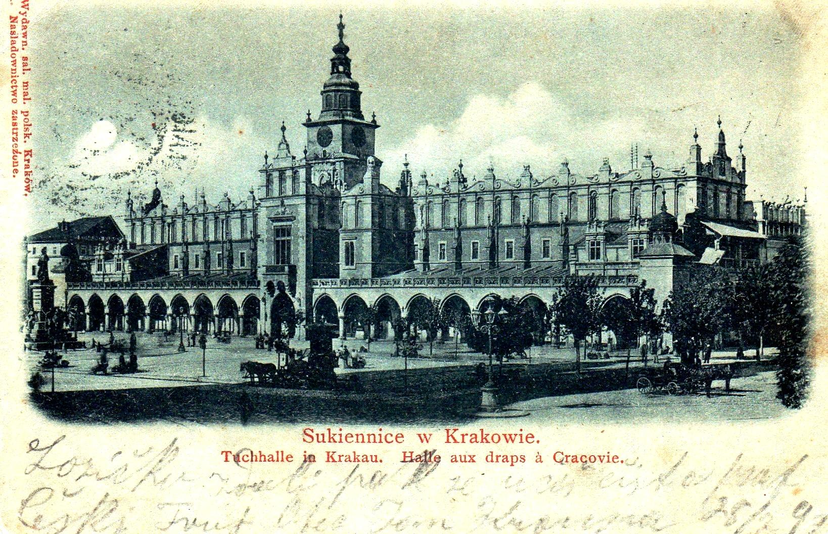 Kraków i Jarocin