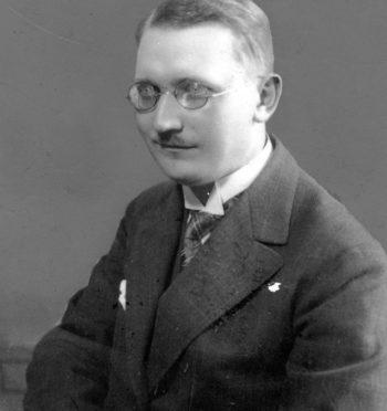 """Kazimiera Horyza Pachciarz, """"Profesor Tadeusz Konopiński z Panienki"""""""