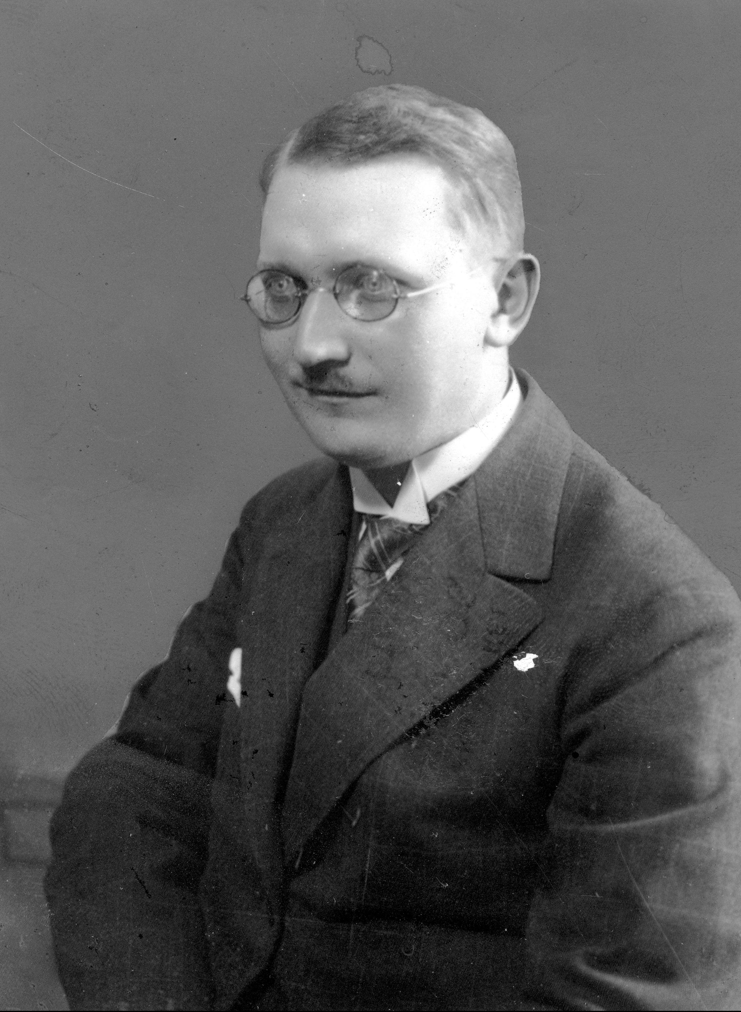 Prof. Tadeusz Konopiński z Panienki