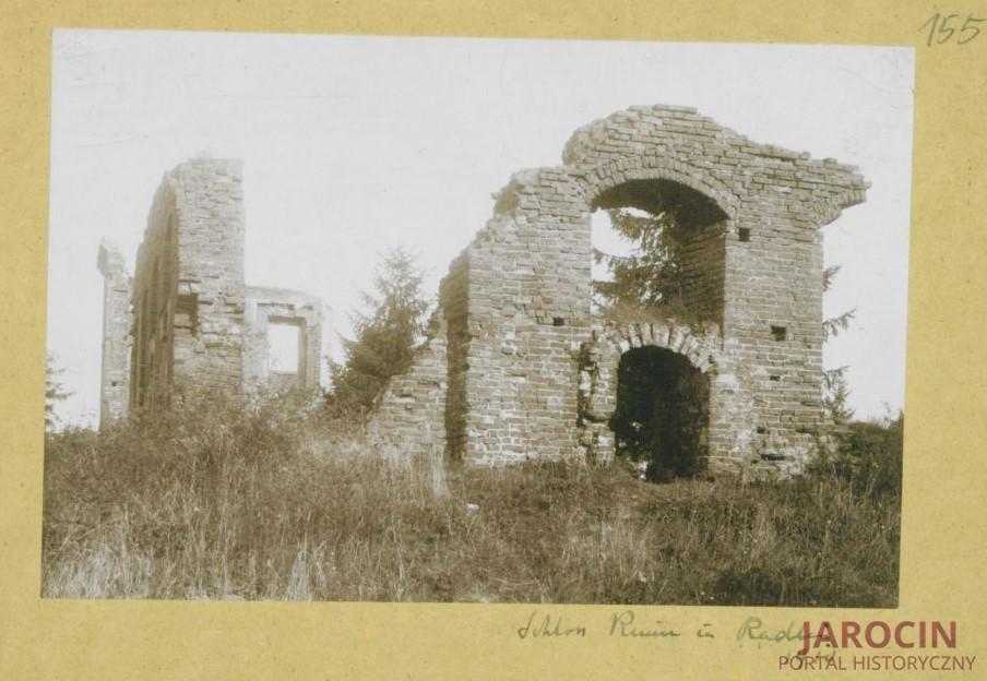 Ruiny straszą w Radlinie