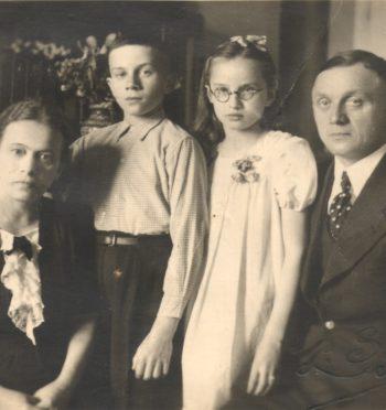 """Łukasz Witczak, """"Stanisław Pańczak, kierownik szkoły w Łuszczanowie"""""""