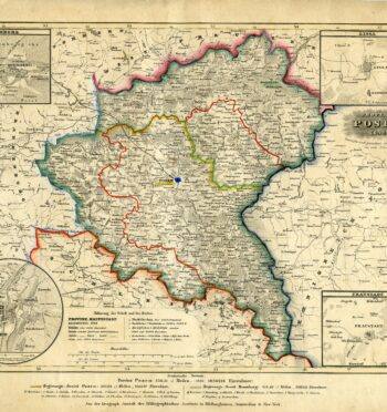 """Łukasz Witczak, """"Kartografia topograficzna ziemi jarocińskiej od połowy XVIII w. do połowy XX w."""""""